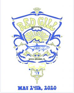 Red Gill on for this weekend