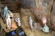 archaeology news mexico chiquihuite cave humans enter america