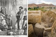Bible archaeology news King Eglon Jericho Bible historical accuracy
