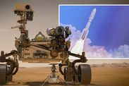 Life on Mars NASA alien hunting Perseverance rover launch date