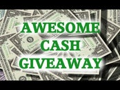 Free Cash Giveaway