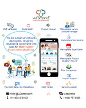 W3care Company Design Develop Custom Coded Mobile apps