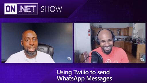 Using Twilio to send WhatsApp Messages