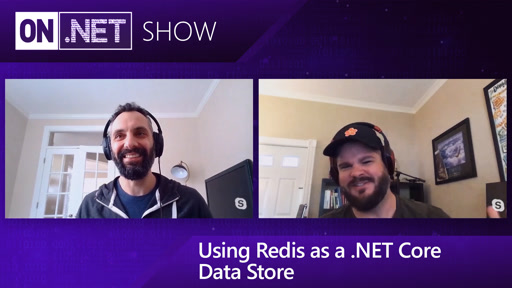Using Redis as a .NET Core Data Store